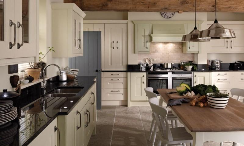Langham Painted Kitchen
